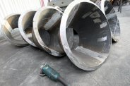 Steel Fabrication - Heavy Wall Reducer