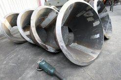 Steel Fabrication - Heavy Wall Reducer