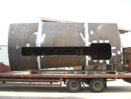 Rolling & Forming - Stabiliser Hull Section