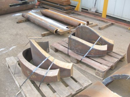 Rolling & Forming - Part Rollings Shaped