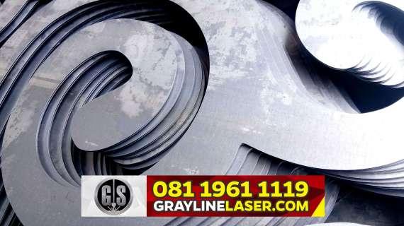 081 1961 1119 GRAYLINE LASER > Pintu Pagar Laser Cutting Jakarta Timur