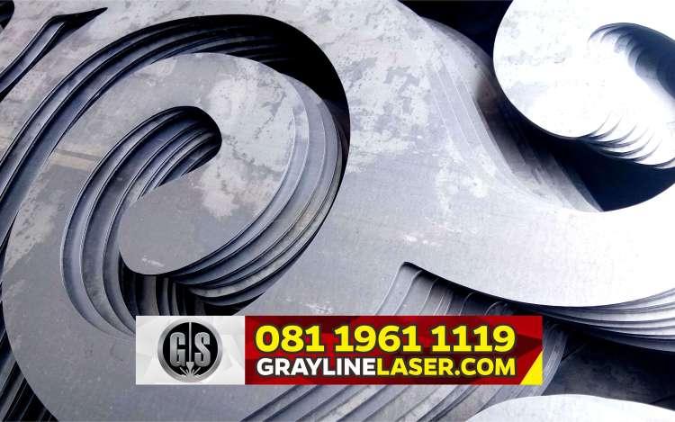 Pagar Laser Cutting Depok