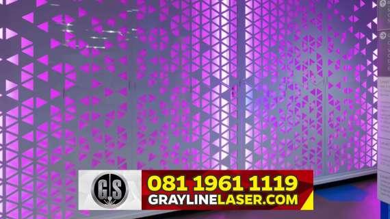 081 1961 1119 > GRAYLINE LASER | Partisi Laser Cutting Bekasi
