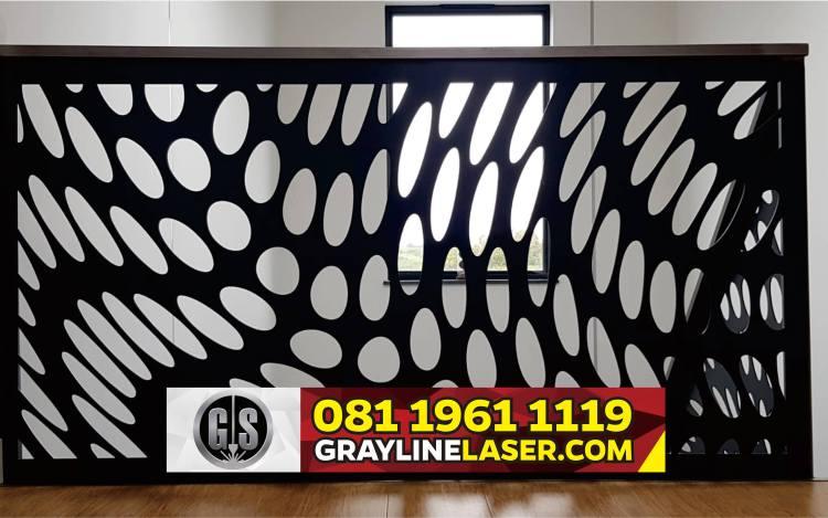 081 1961 1119 > GRAYLINE LASER | Railing Tangga Laser Cutting Cakung