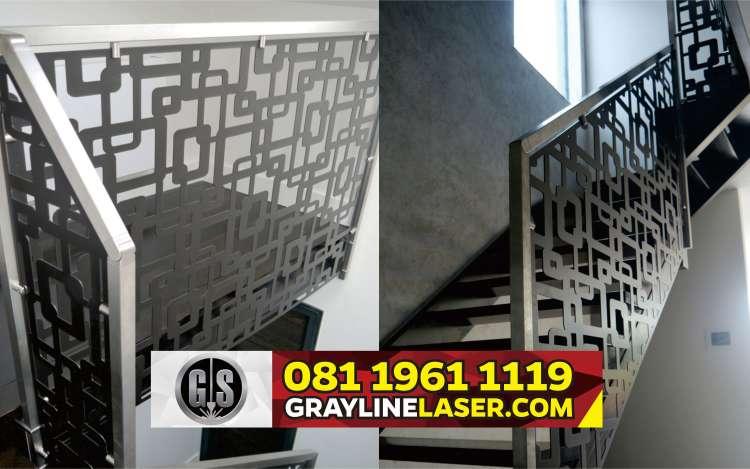 081 1961 1119 > GRAYLINE LASER | Railing Tangga Laser Cutting Bekasi Barat