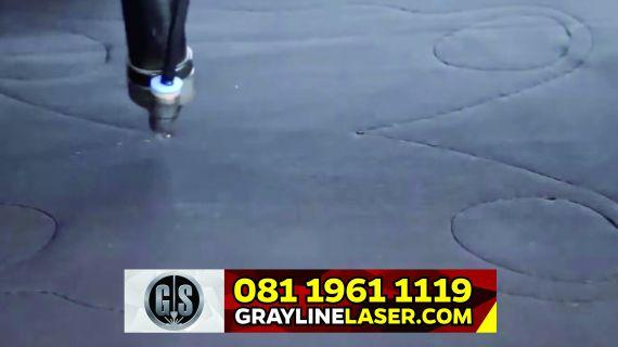 081 1961 1119 GRAYLINE LASER > Laser Cut Kain Tangerang