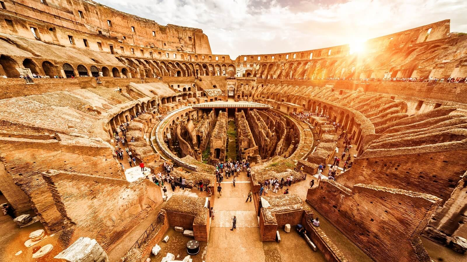 Travel Guide Exploring Ancient Rome
