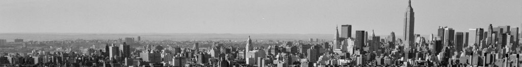 Skyline of New York City, Empire State Building