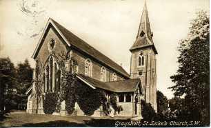 St-Lukes post 1910