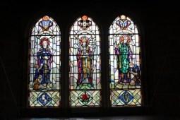 St Patrick, St David, St Margaret