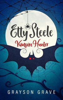 Etty Steele Vampire Hunter - eBook small