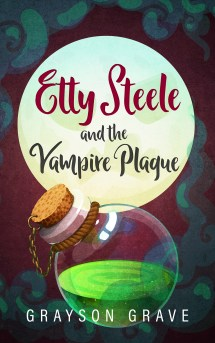 Etty Steele and the Vampire Plague - eBook small