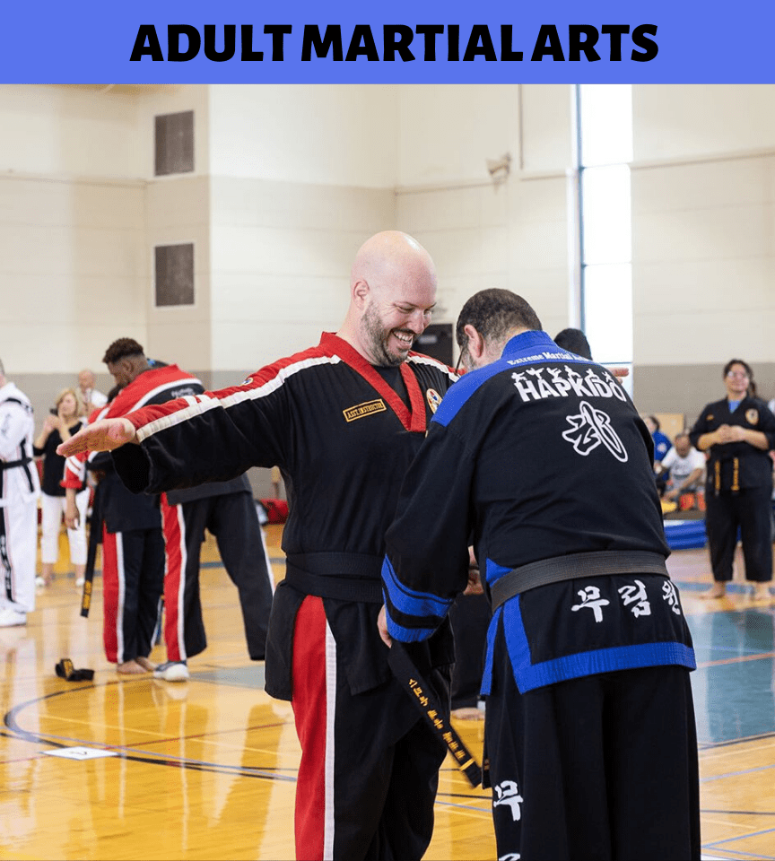 Martial Arts Cumming Ga for Adults