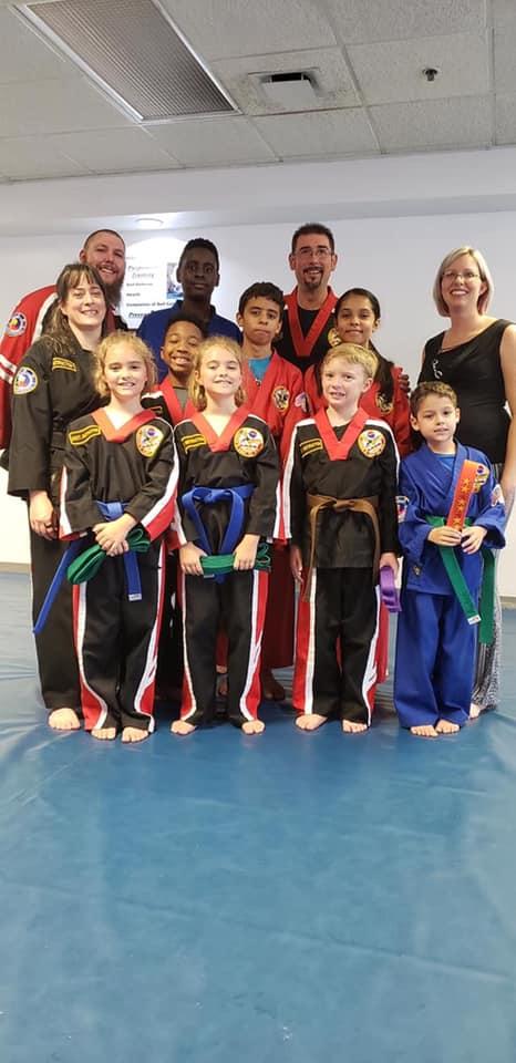 Family Friendly Martial Arts in Grayson, Georgia
