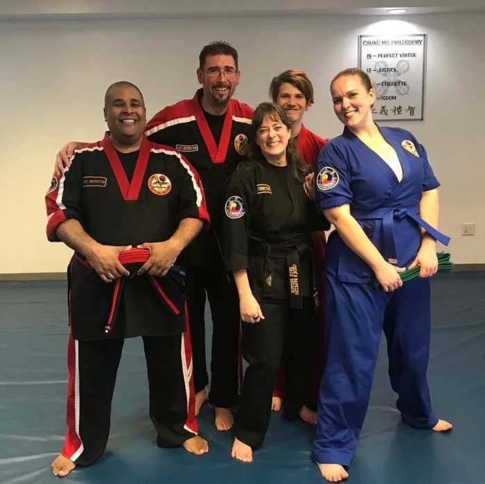 Adult Martial Arts in Choe's HapKiDo Martial Arts Grayson, Georgia