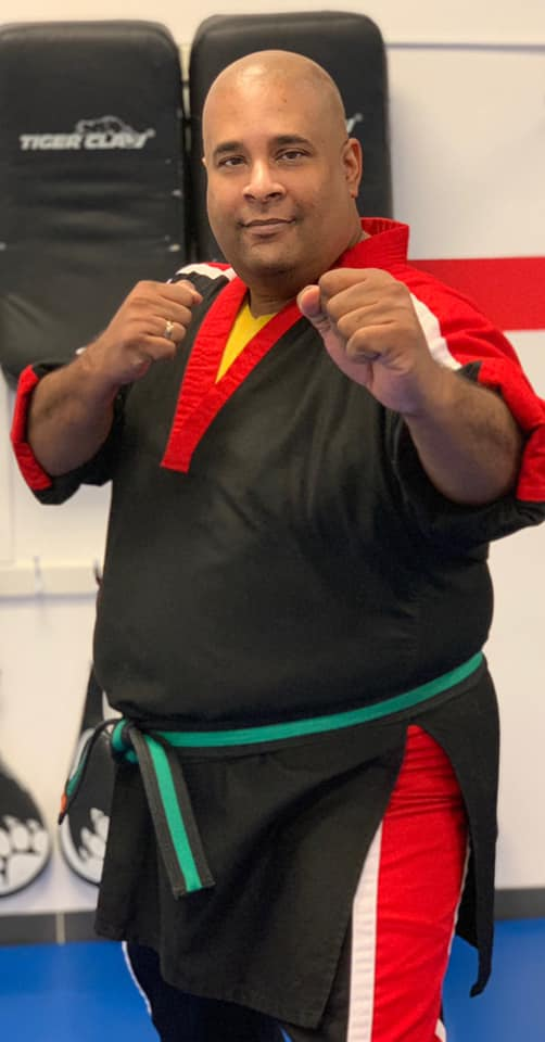 Adult Martial Arts in Choe's HapKiDo Karate Grayson