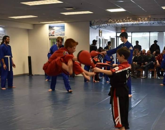 Karate Grayson