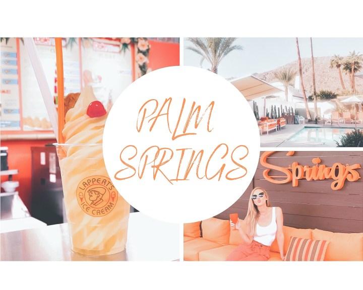 Palm Springs Getaway Guide