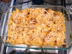 mac & cheese vegan casserole recipe