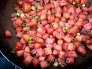 watermelon poke