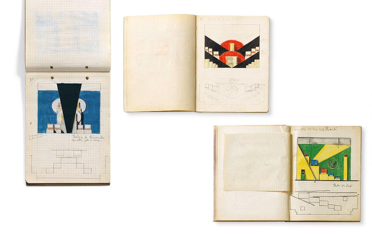 CabinetofWondersGastonLouisVuittonnotebooks