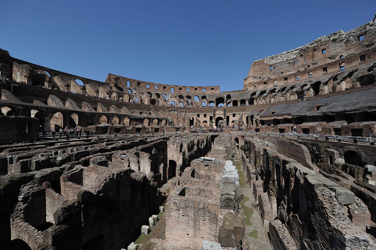 ColosseumInside