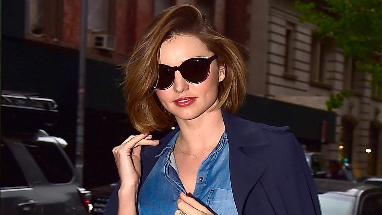 Miranda Kerr Regrets Her Haircut Grazia Australia