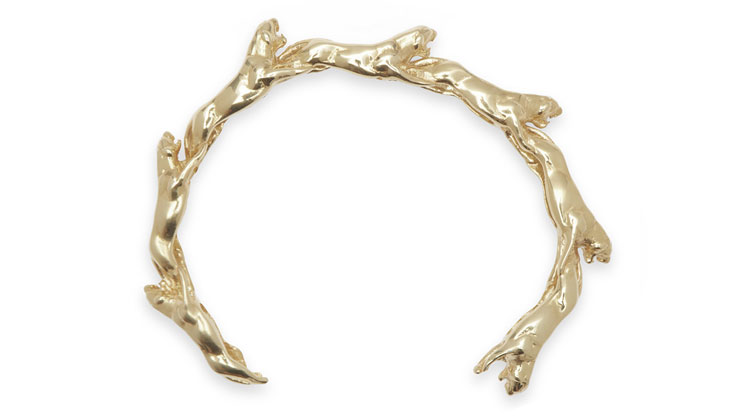 Panther_Wave_Cuff_18K_Yellow_Gold_Jordan_Askill