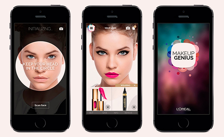 La mejor aplicación de maquillaje | Grazia