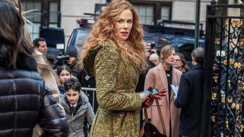 Nicole Kidman Describes The Struggles Of Filming 'The Undoing' - Grazia