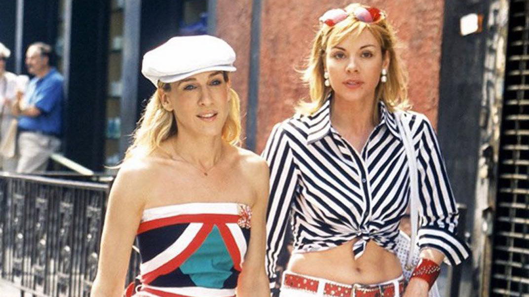 Sarah Jessica Parker Responds To Questions About Kim Cattrall's Absence From Sex And The City Reboot - Grazia