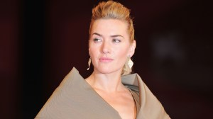 Who is the daughter of actress Kate Winslet, Mia Threapleton?