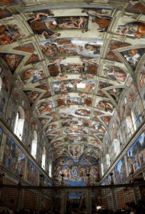 capela-sistina