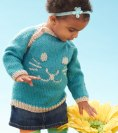 bunny pullover -