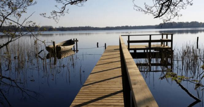 Angelglück in Dänemark – Urlaub im wundervollen Haus am Sorø-See