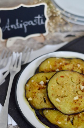 Happy Food: Eingelegte Auberginen