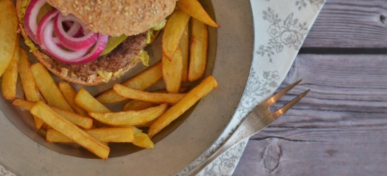Soulfood: Der weltbeste Burger nach Jamie Oliver