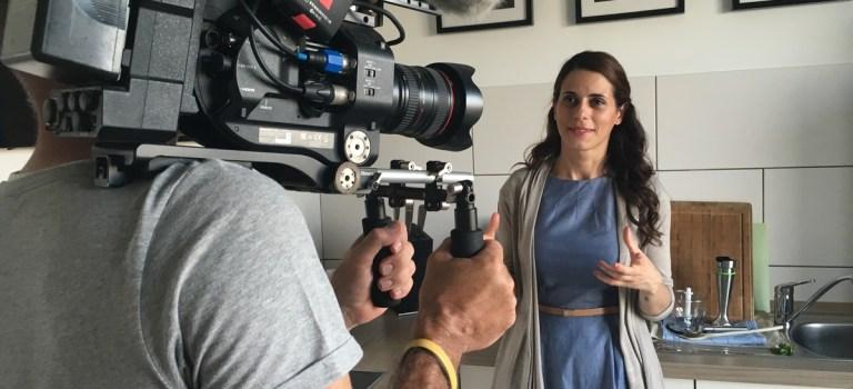 ZDF Drehscheibe: Die Küchenträume zu Gast in meiner Küche