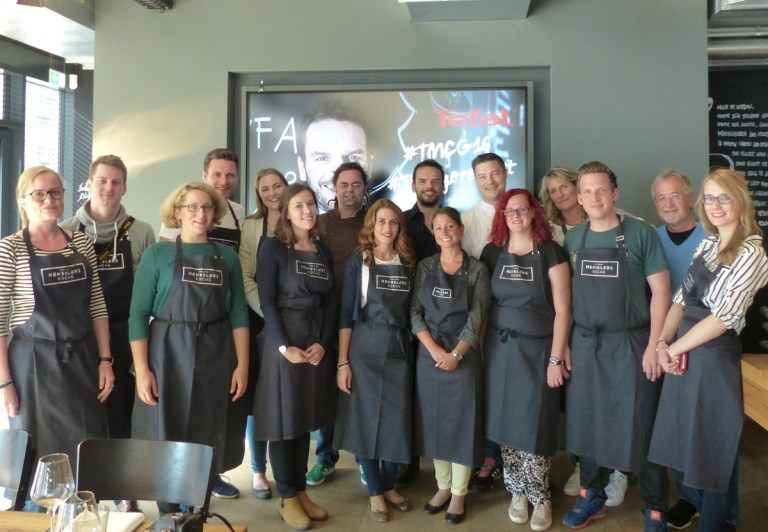 Tefal My Cooking Guide Bloggerevent