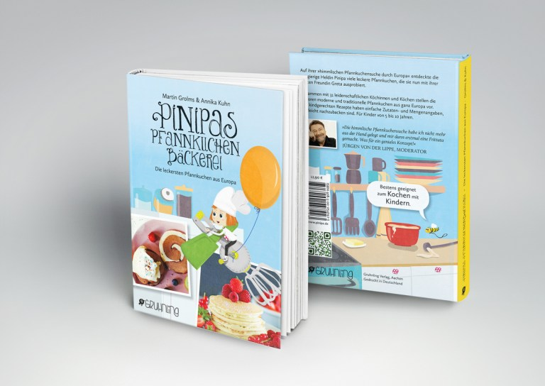 Pinipas Pfannkuchen