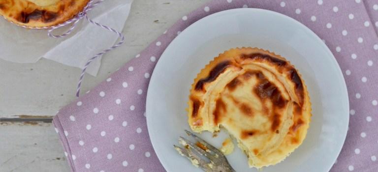 Kleine aber oho: Käsekuchen-Tartlets