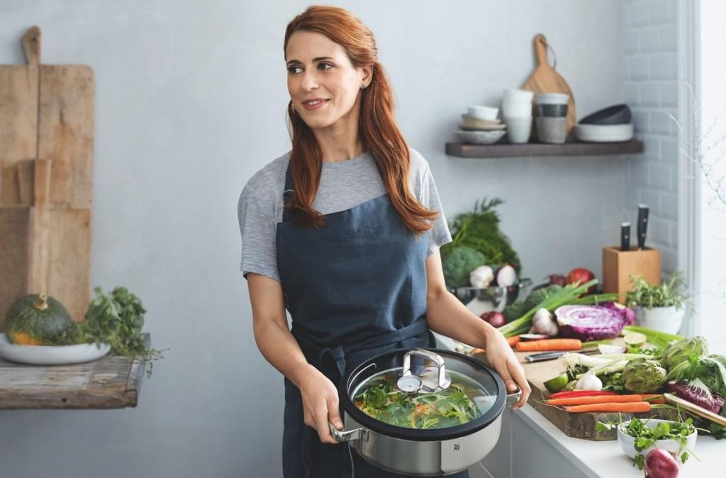 Graziellas Food Blog: mit dem neun WMF Vitalis