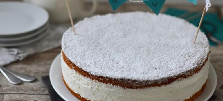 Happy Valentine und eine Käse-Sahne-Torte