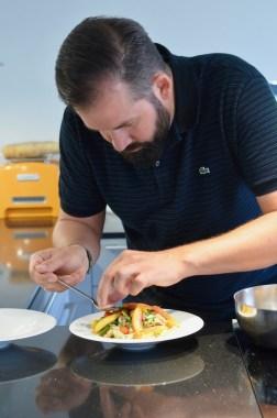 Pilze sammeln mit dem Küchenchef der Sonnenstuben - Timo Schröder