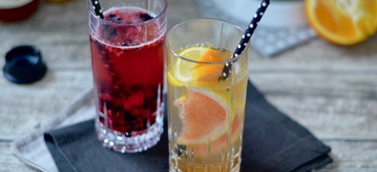 Selbst gemacht: Infused Water mit dem SodaStream