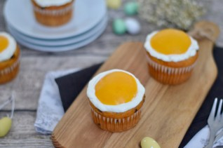Happy Easter: Spiegeleier Muffins