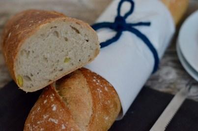 Prep&Cook Weekend Kitchen: #2 Kartoffel-Dinkel-Brot / Baguette