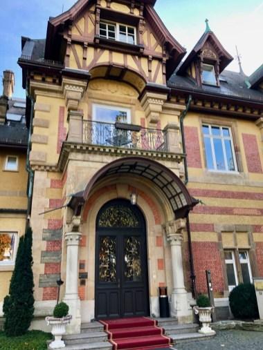 Casual, Fine, Dining - Ein Wochenende in der Villa Rothschild mit Besuch im Grill & Health Restaurant