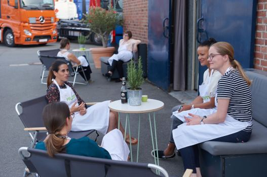 Fotostrecke: Hurom Blogger Event