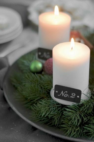 Advent, Advent: Trüffel-Pralinen & das zweite Lichtlein